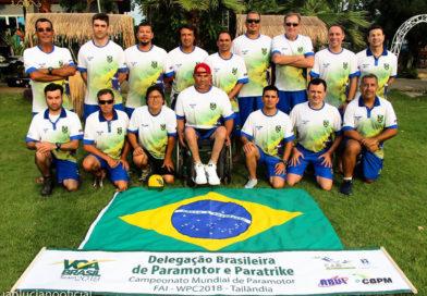 Delegação Brasileira WPC2018