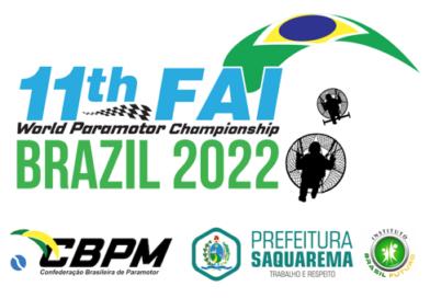 11º Campeonato Mundial de Paramotor FAI – Brazil 2022